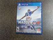 MADDEN BOULDER CO Sony PlayStation 4 Game NFL 16 PS4 MADDEN NFL 16 PS4